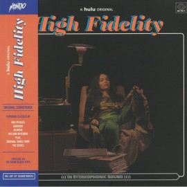 OST : LP High Fidelity (A Hulu Original) - (serie)