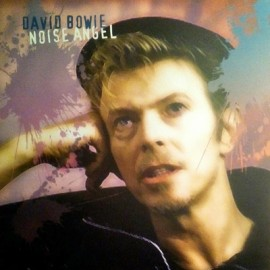 BOWIE David : LP Noise Angel (clear)