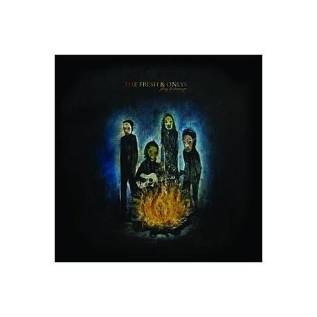 FRESH & ONLYS (the) : LP Play It Strange