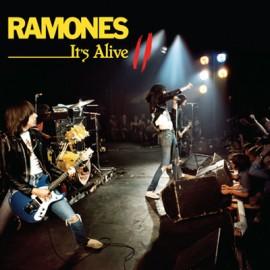 RAMONES : LPx2 It's Alive II