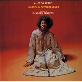 COLTRANE Alice : LP Journey In Satchidananda