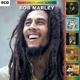 MARLEY Bob : CDx5 Timeless Classic Albums
