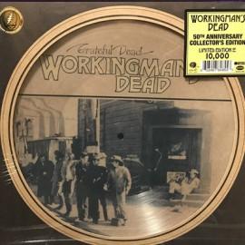 GRATEFUL DEAD : LP Picture Workingman's Dead