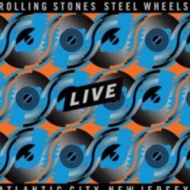 "ROLLING STONES (the) : 10""EP Steel Wheels"