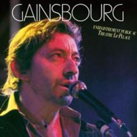 GAINSBOURG Serge : LPx2 Enregistrement Public Au Théâtre Le Palace