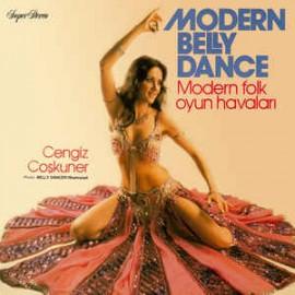 COSKUNER Cengiz : LP Modern Folk Oyun Havalari