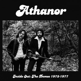ATHANOR : LP Inside Out : The Demos 1973-1977