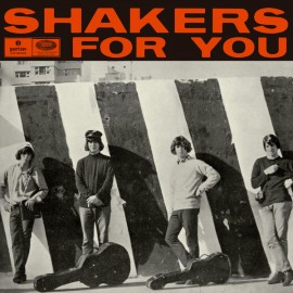 LOS SHAKERS : LP Shakers For You