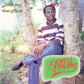 ENANG Sony : LP Don't Stop That Music