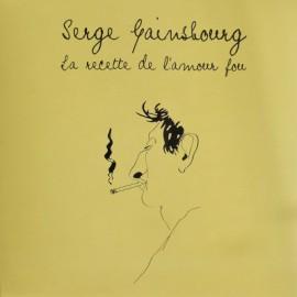 GAINSBOURG Serge : LP La Recette De L'Amour Fou