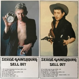GAINSBOURG Serge : LP Sell Out