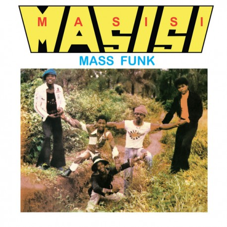 MASISI MASS FUNK : CD I Want You Girl