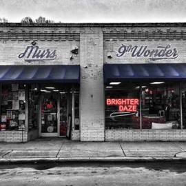 MURS AND 9TH WONDER : LP Brighter Daze