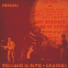 JIMI HENDRIX : Message Of Love