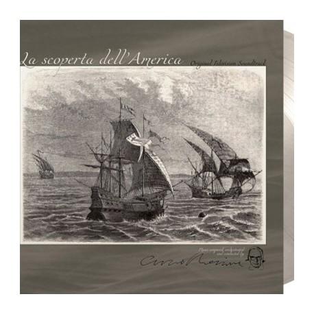 MORRICONE Ennio : LP Alla Scoperta Dell`America