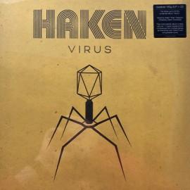 HAKEN : LPx2+CD Virus