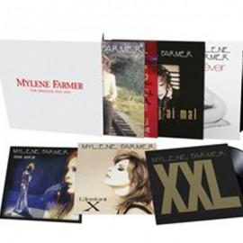 "MYLENE FARMER : 7""EPx7 Coffret Collector 7 vinyles 45 Tours"