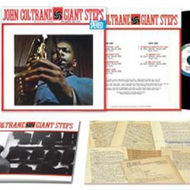 COLTRANE John : LPx2 Giant Steps
