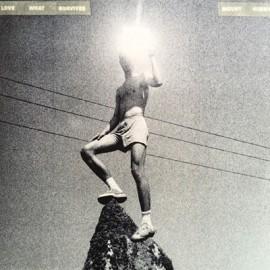 MOUNT KIMBIE : LPx2 Love What Survives