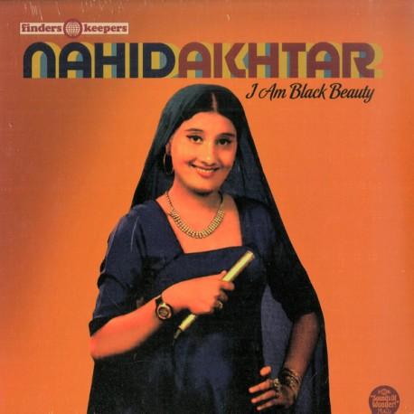 AKHTAR Nahid : LP I Am Black Beauty
