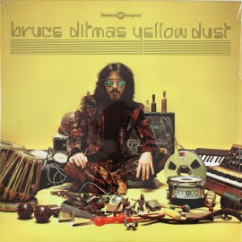 DITMAS Bruce : LP Yellow Dust