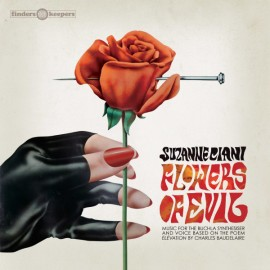 CIANI Suzanne : LP Flowers Of Evil