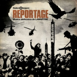 LAMARTINE : LP Reportage