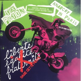 SEX PISTOLS : LP Anarchy In Paris