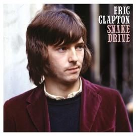 CLAPTON Eric : CD Snake Drive