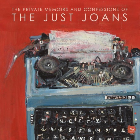 JUST JOANS (the) : LP The Private Memoirs And Confessions Of The Just Joans