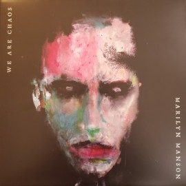 MARILYN MANSON : LP We Are Chaos