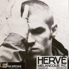 "HERVE : 12""EP+CD Mélancolie F.C."