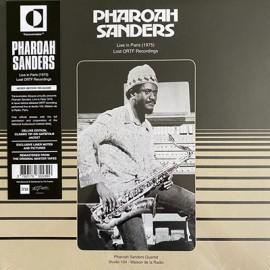 PHAROAH SANDERS : LP Live In Paris (1975) (Lost ORTF Recordings)