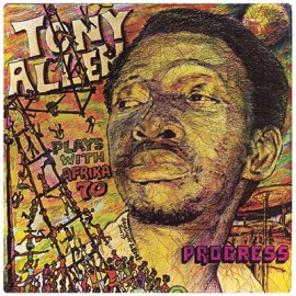 ALLEN Tony / AFRIKA 70 : LP Progress