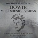 "BOWIE David : 10""LP Sounds & Visions (The Legendary Broadcasts) - Silver"