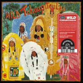 WILD TCHOUPITOULAS (the) : LP The Wild Tchoupitoulas
