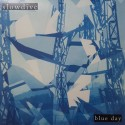 SLOWDIVE : LP Blue Day (white marbled)