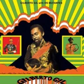 GILBERTO GIL : LP With Os Mutantes