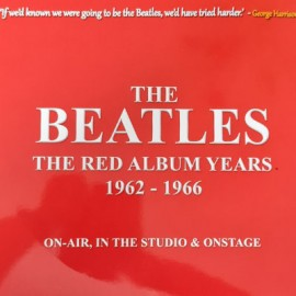 "BEATLES (the) : 10""LPx2 The Red Album Years 1962-1966"