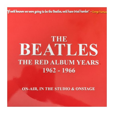 """BEATLES (the) : 10""""LPx2 The Red Album Years 1962-1966"""