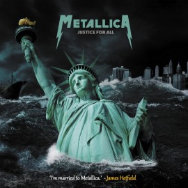 "METALLICA : 10""LPx2 Justice For All"