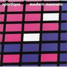 """SPORTIQUE : 10""""LP Modern Museums"""