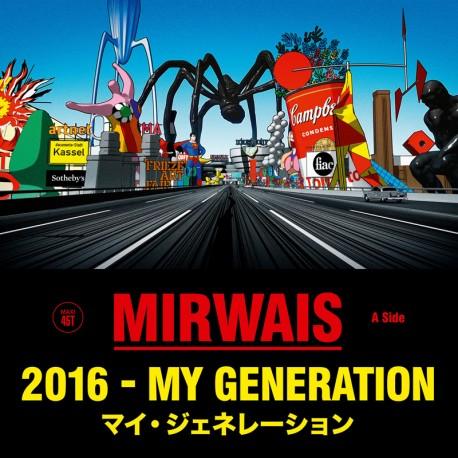 "MIRWAIS : 12""EP 2016 - My Generation"