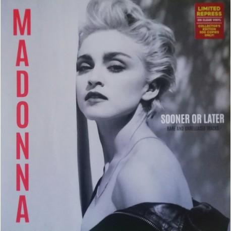 MADONNA : LP Sooner Or Later