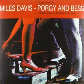 MILES DAVIS : LP Porgy And Bess
