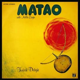 MATAO : LP Turkish Delight (yellow)