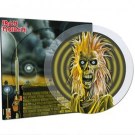 IRON MAIDEN : LP Iron Maiden Edition Limitée