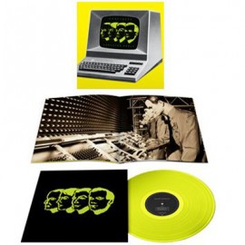 KRAFTWERK : LP Computer World (color)