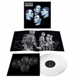 KRAFTWERK : LP Techno Pop (color)
