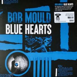 MOULD Bob : LP Blue Hearts (tricolor)